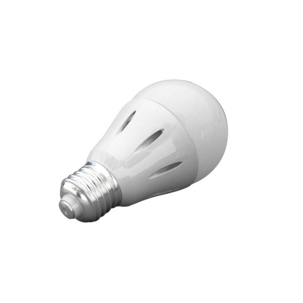 Bulbo LED eco 6W E27 luce fredda
