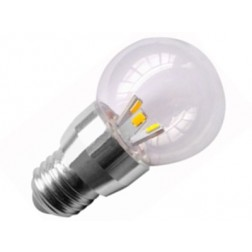 Bulbo LED 5W E14 luce fredda