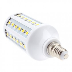 Corn Light E14 9W 60 SMD luce fredda