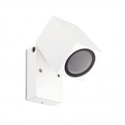 Applique LED Onda Bianco