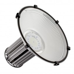 Cappellone industriale  LED Philips 150W luce fredda angolo 120°