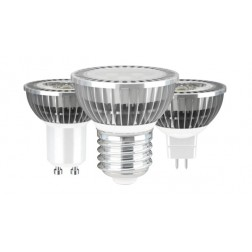 Spot light GU 10 4W luce fredda