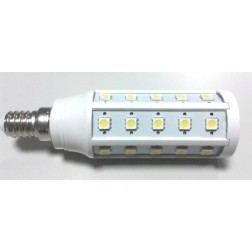 Corn Light E14 7W 35 SMD luce fredda