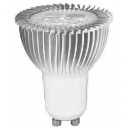 Spot light GU 10 3W luce calda