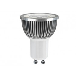 Spot light GU 10 4W luce calda