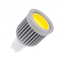 Spot light GU10 5W   6000°K luce fredda