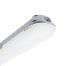 Plafoniera Stagna LED Alluminio 1200mm 40W