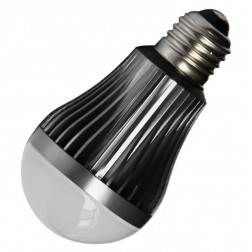 Bulbo LED 8W E27 luce calda